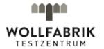 Testzentrum Wollfabrik Logo